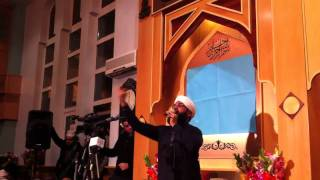Sajid Raza qadri best Naat 2012 at Victoria park Mosqur uk