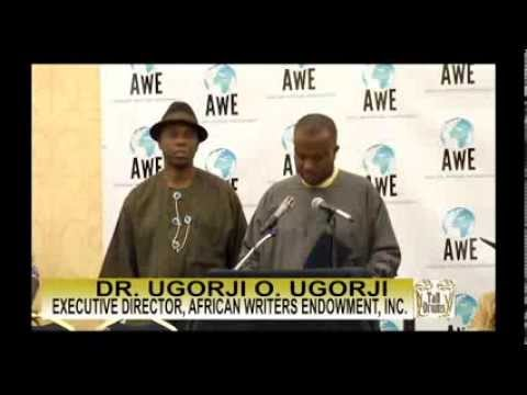 GOV. AMAECHI RECEIVES THE QUINTESSENCE AWARD FROM A.W.E.
