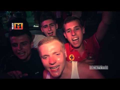 MaliaTV - Bar One Malia (part 2) (Pitbull feat. Ke$ha - Timber)