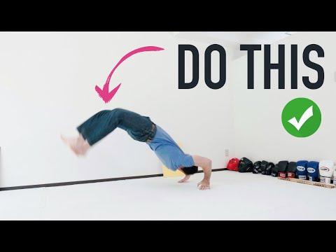 Learn to Floor Kip in 6 Steps