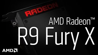 AMD Radeon R9 Fury X Graphics: Product Overview