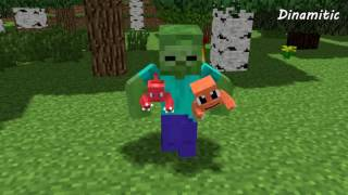 FNAF vs Mobs: Pokemon Challenge - Monster School (Five Nights At Freddy's Minecraft Animation)