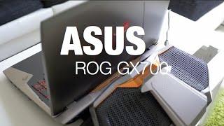 El portátil gaming más portente: ASUS ROG 7000