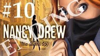 Nancy Drew The Silent Spy Walkthrough Part 10