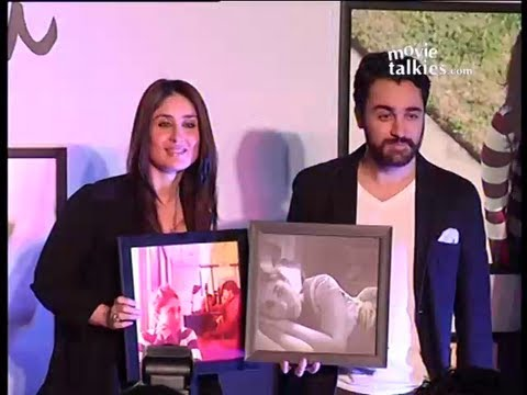 Kareena Kapoor, Imran Khan Unveil  'Ek Main Aur Ekk Tu' Photo Exhibition