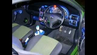 Vauxhall Tigra MK1 standard - modded