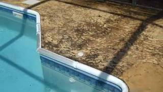 Pool Deck Cleaning McCombs Tile And Grout Cleaning