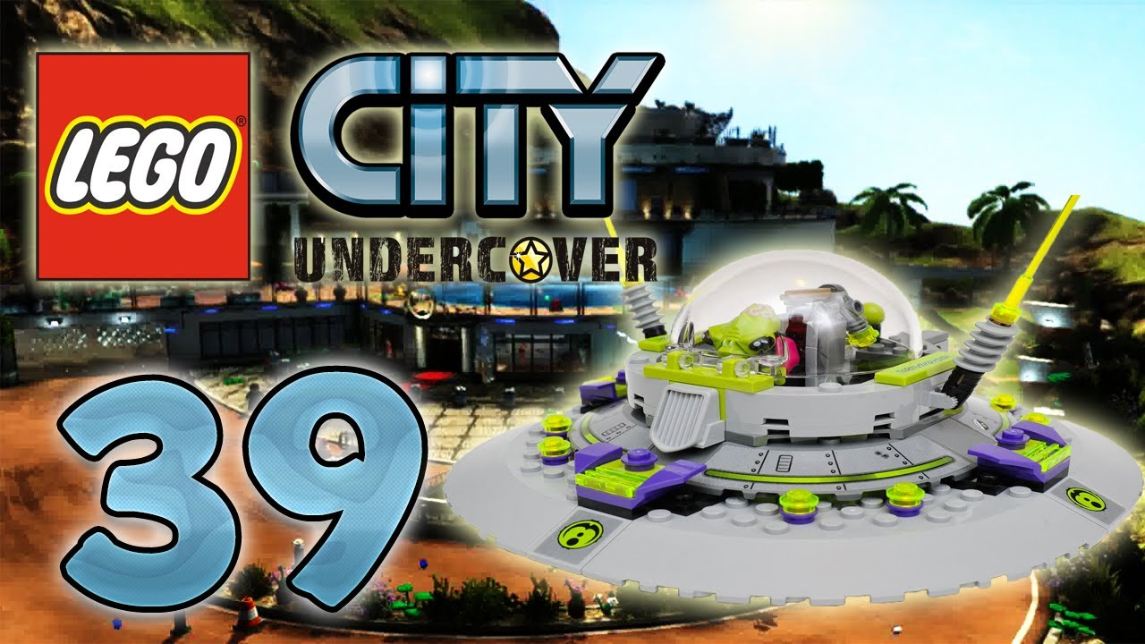 how to play lego city undercover