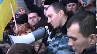Bercutul din Ternopol trece de partea protestatarilor