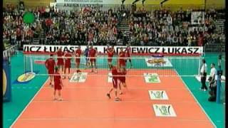 Polish Volleyball All-Star Game (Best Spike Competition