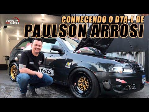 Gol GTAL de Paulson Arrosi com S8000 - Fora Das Pistas