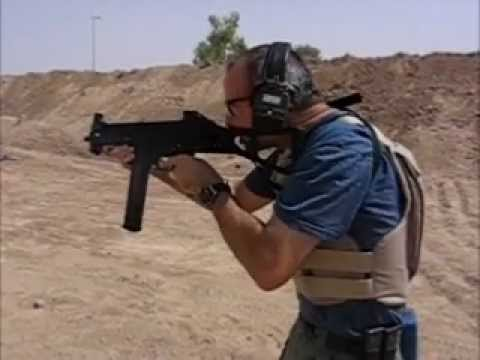 HK UMP 45 Submachine Gun