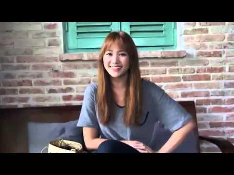 Hari Won hát một đoạn ca khúc Time to love của T-ara