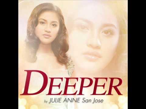 Julie Anne San Jose - Deeper (Tale Of Arang Theme) Studio Version