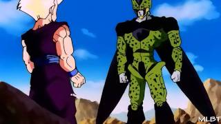 SSJ2 Gohan vs Cell 1080p HD [part 1/3]