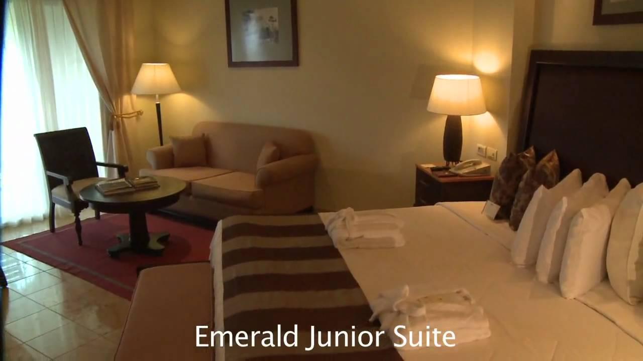 Valentin Imperial Maya Emerald Junior Suite Room Preview