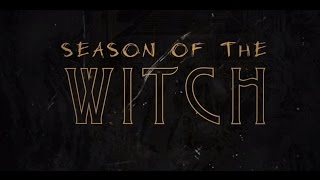 GRAVE DIGGER - Season Of The Witch (Lyric-Video)