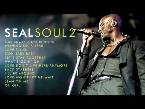 Seal - What's Goin' On [Audio]