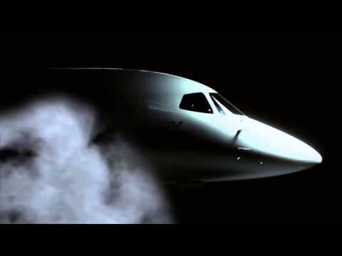 Introducing the Falcon 5X - Dassault Aviation