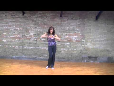 """Salome"" Salsa and Merengue Fitness Routine"