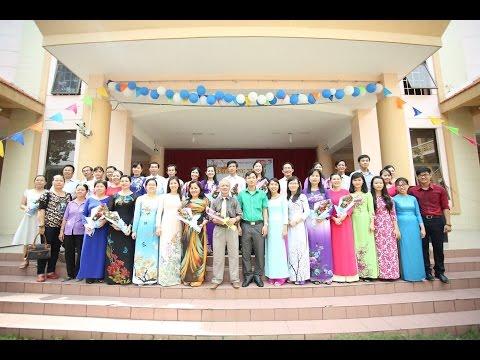 Lễ Trưởng Thành Và Tri Ân 2013-2016 -Trường THPT NGÔ QUYỀN tp Biên Hòa