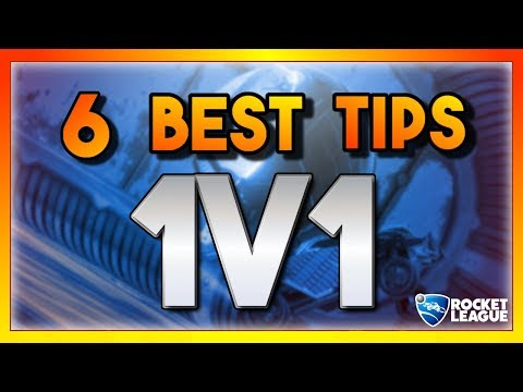 6 Tips To Help You Rank Up In 1v1 - Rocket League
