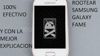 COMO ROOTEAR SAMSUNG GALAXY FAME GT-S6810M (M,L,P) 2014