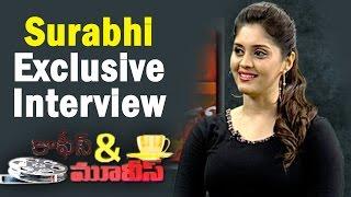 Exclusive Interview With Heroine Surabhi