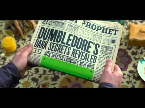 Harry Potter  - vizuálne efekty