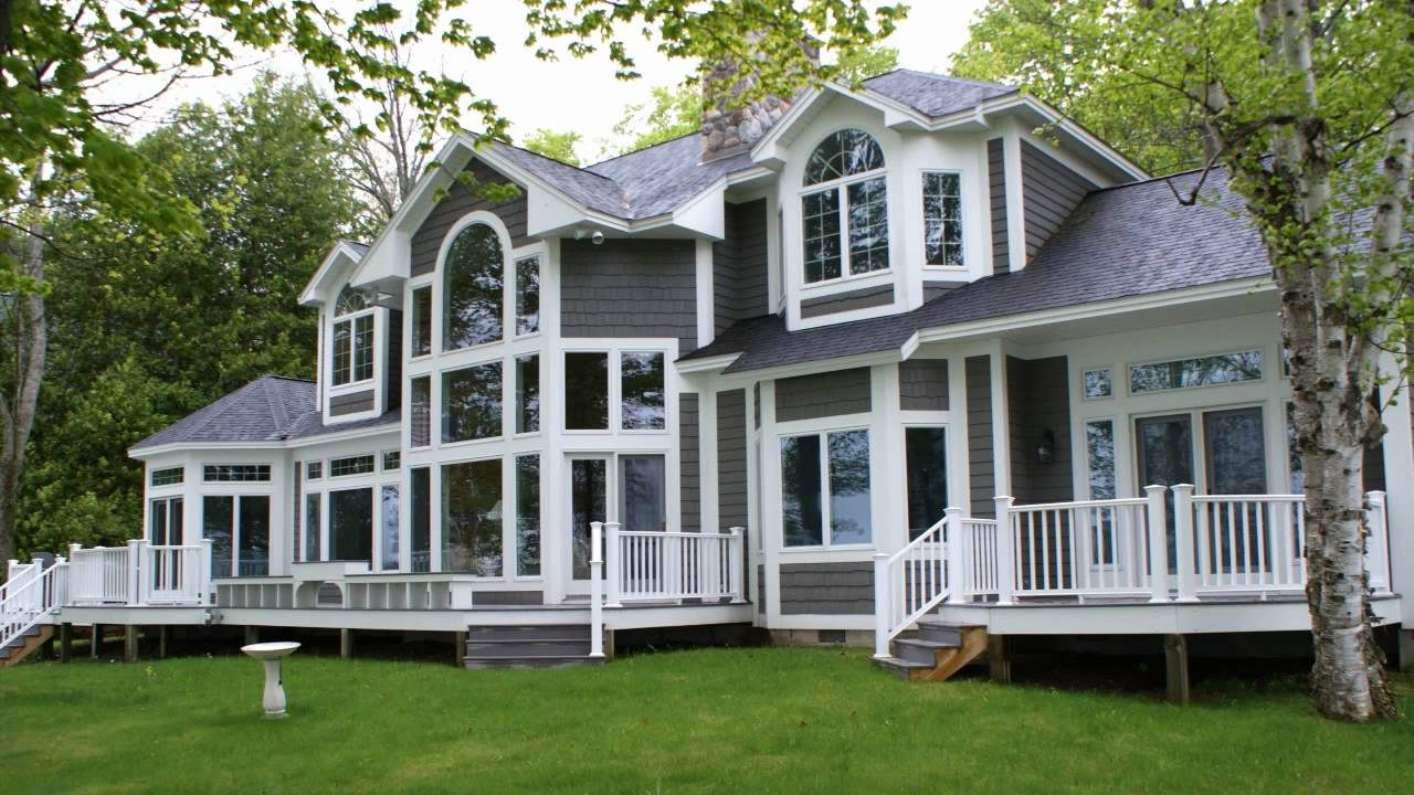 Gribi builders northern michigan home builder and for Home building companies in michigan