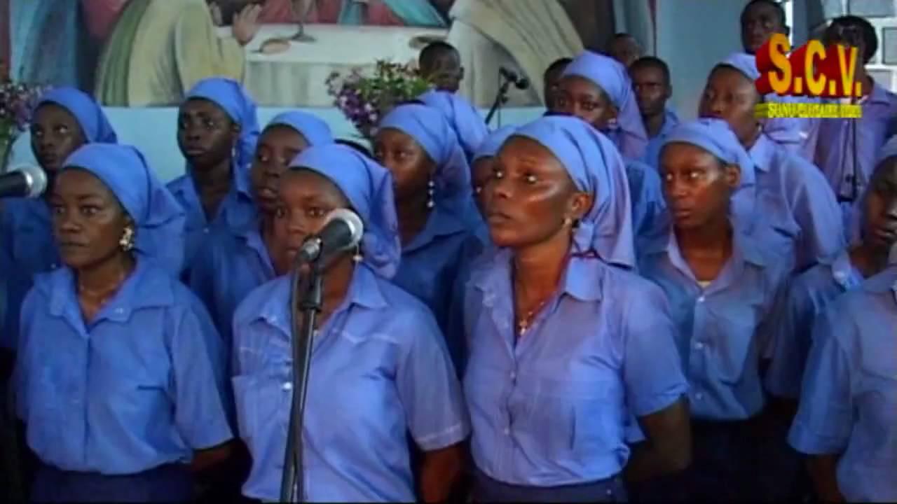 La Chorale De Bacongo - La Chorale De Moungali - Ngunga Tuyukiri Mu Mitima - Lundumuka Kwa Se - Kubama Kubama