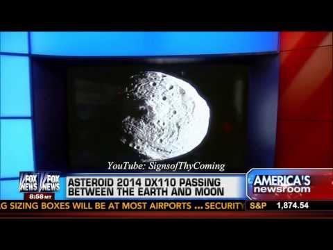 Asteroid 2014 DX110 : Huge Asteroid to make close encounter between Earth and Moon (Mar 05, 2014)
