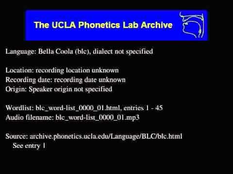 Bella Coola audio: blc_word-list_0000_01