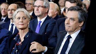 صحافة: زوجة فيون المرشح الرئاسي في فرنسا تقاضت 900 ألف يورو مقابل مهامات وهمية  