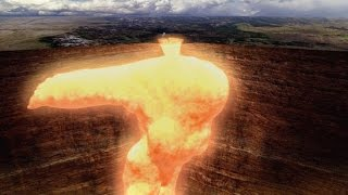 Why the Yellowstone Supervolcano Could Be Huge