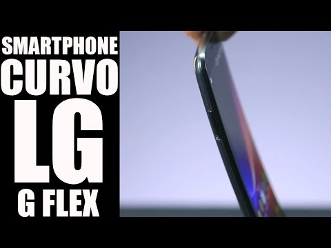 Reseña en video LG G FLEX