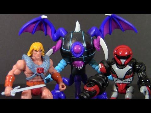 Glyos Recap for Dec '16/Jan '17: Neo Tracker, He-Man, Vector Jump