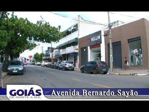 Avenida Bernardo Sayão