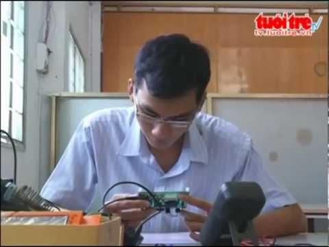 Chàng sinh viên nghèo với hơn 20 sáng chế  - Vinamain