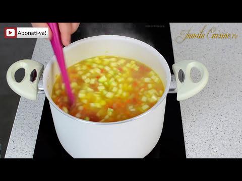 Reteta Ciorba de legume - JamilaCuisine