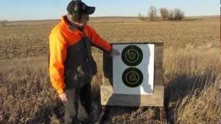 Randy Wakeman Outdoors Savage 220 Slug Gun Remington Accutip Ammo Youtube