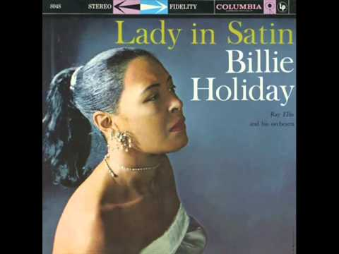 Thumbnail of video Billie Holiday with Ray Ellis Orchestra - The End of a Love Affair