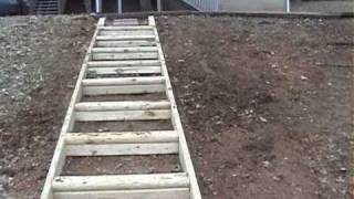 Building Landscape Steps By Mr. Energy   YouTube