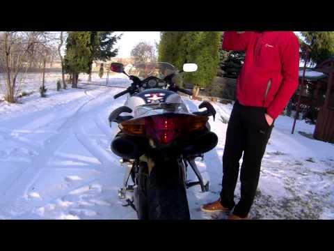 Honda VFR 800 Vtec exhaust sound