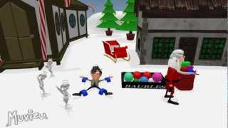 Santa and Dr Who Christmas Special (2D)