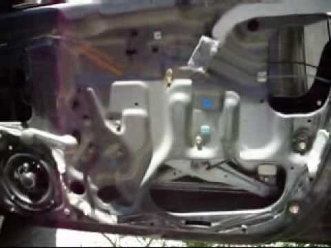 Suzuki Xl How To Remove Window Regulator