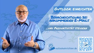 Outlook Einrichten: Benachrichtigung Bei Ankommenden-E