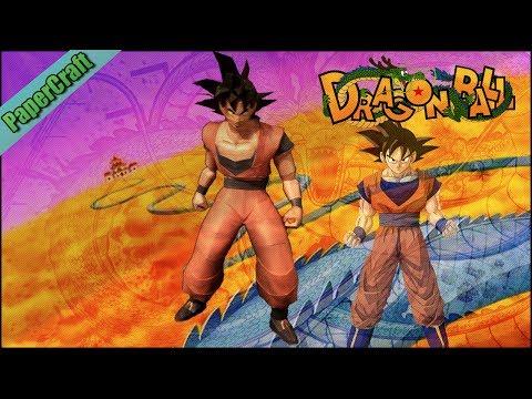 Monte o Goku 30cm