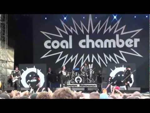 Coal Chamber - 26 Feb 2012 - Soundwave, Olympic Park, Sydney
