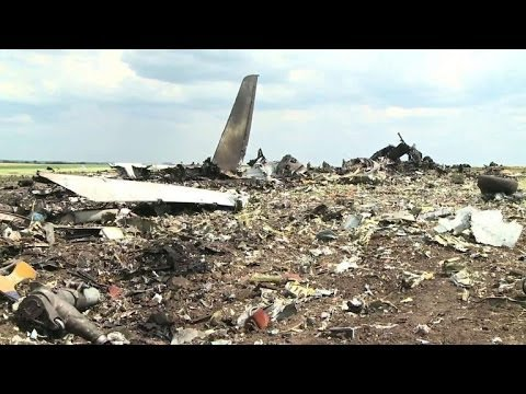 Rebels down Ukraine military plane, killing 49